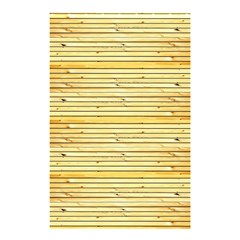 Wood Texture Background Light Shower Curtain 48  X 72  (small)