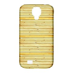 Wood Texture Background Light Samsung Galaxy S4 Classic Hardshell Case (pc+silicone)