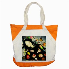 Food Accent Tote Bag