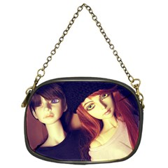 Couple Chain Purses (one Side)