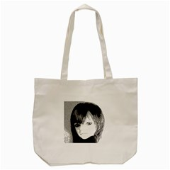 Boy Tote Bag (cream)