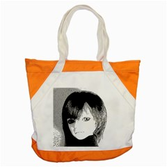Boy Accent Tote Bag