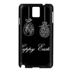 Easter Eggs Samsung Galaxy Note 3 N9005 Case (black)