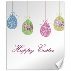 Easter Eggs Canvas 20  X 24