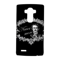 Edgar Allan Poe    Never More Lg G4 Hardshell Case