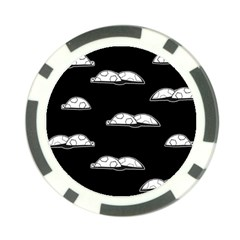 Turtle Poker Chip Card Guard (10 Pack)