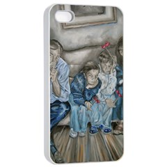 The Nobodies Apple Iphone 4/4s Seamless Case (white)