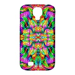 Pattern 854 Samsung Galaxy S4 Classic Hardshell Case (pc+silicone)
