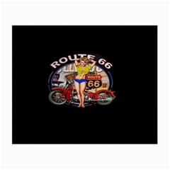 Route 66 Small Glasses Cloth