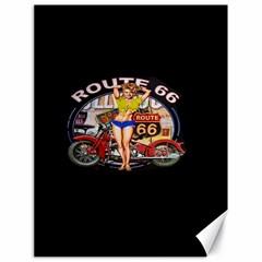 Route 66 Canvas 18  X 24