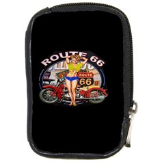 Route 66 Compact Camera Cases