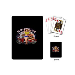 Route 66 Playing Cards (mini)