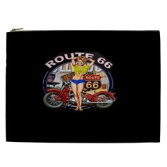 Route 66 Cosmetic Bag (xxl)