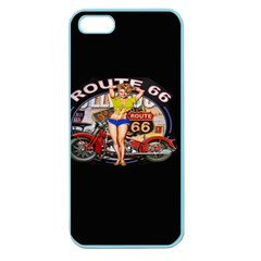 Route 66 Apple Seamless Iphone 5 Case (color)
