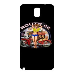 Route 66 Samsung Galaxy Note 3 N9005 Hardshell Back Case