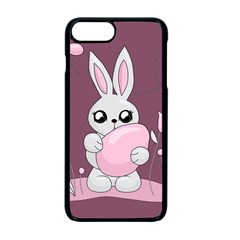 Easter Bunny  Apple Iphone 7 Plus Seamless Case (black)