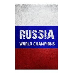 Football World Cup Shower Curtain 48  X 72  (small)