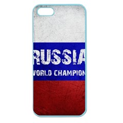 Football World Cup Apple Seamless Iphone 5 Case (color)