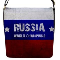 Football World Cup Flap Messenger Bag (s)