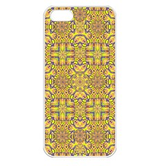 Forest Rainbow  Wood And Festive Soul Apple Iphone 5 Seamless Case (white)
