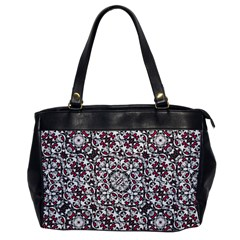 Boho Bold Vibrant Ornate Pattern Office Handbags