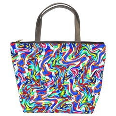Pattern 10 Bucket Bags