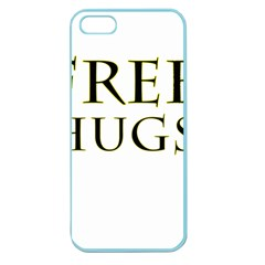 Freehugs Apple Seamless Iphone 5 Case (color)