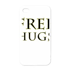Freehugs Apple Iphone 4 Case (white)