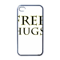 Freehugs Apple Iphone 4 Case (black)