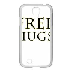 Freehugs Samsung Galaxy S4 I9500/ I9505 Case (white)