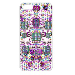 Alien Sweet As Candy Apple Iphone 5 Seamless Case (white)