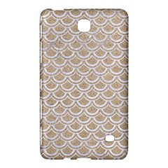 Scales2 White Marble & Sand Samsung Galaxy Tab 4 (7 ) Hardshell Case