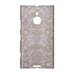 Damask2 White Marble & Sand (r) Nokia Lumia 1520