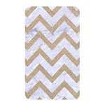 CHEVRON9 WHITE MARBLE & SAND (R) Memory Card Reader Front