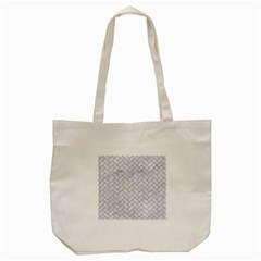 Brick2 White Marble & Sand (r) Tote Bag (cream)