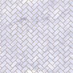 BRICK2 WHITE MARBLE & SAND (R) Magic Photo Cubes Side 1