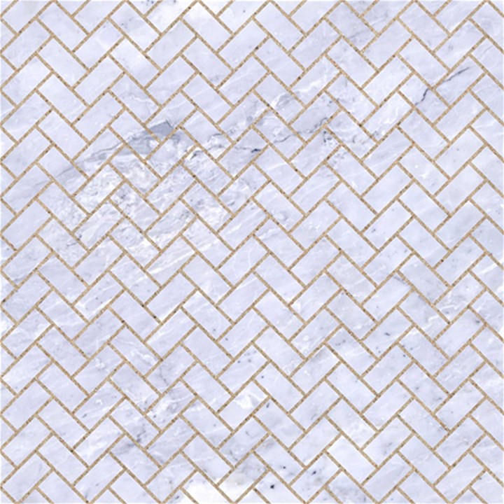 BRICK2 WHITE MARBLE & SAND (R) Magic Photo Cubes