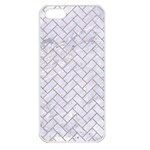 BRICK2 WHITE MARBLE & SAND (R) Apple iPhone 5 Seamless Case (White) Front