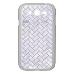 BRICK2 WHITE MARBLE & SAND (R) Samsung Galaxy Grand DUOS I9082 Case (White) Front