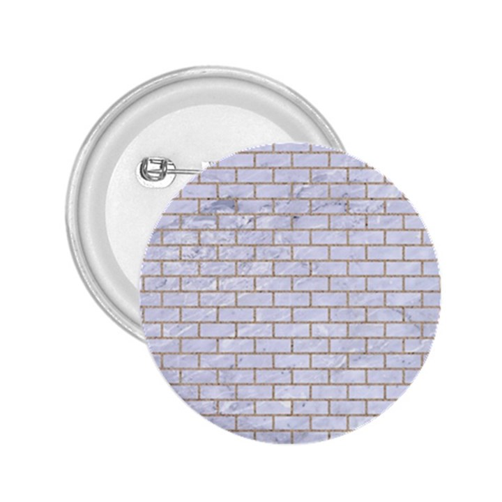 BRICK1 WHITE MARBLE & SAND (R) 2.25  Buttons
