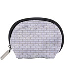 BRICK1 WHITE MARBLE & SAND (R) Accessory Pouches (Small)  Front