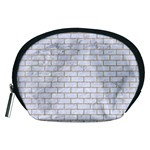 BRICK1 WHITE MARBLE & SAND (R) Accessory Pouches (Medium)  Front