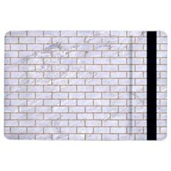 Brick1 White Marble & Sand (r) Ipad Air 2 Flip