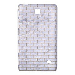 Brick1 White Marble & Sand (r) Samsung Galaxy Tab 4 (7 ) Hardshell Case