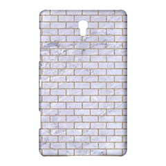 Brick1 White Marble & Sand (r) Samsung Galaxy Tab S (8 4 ) Hardshell Case