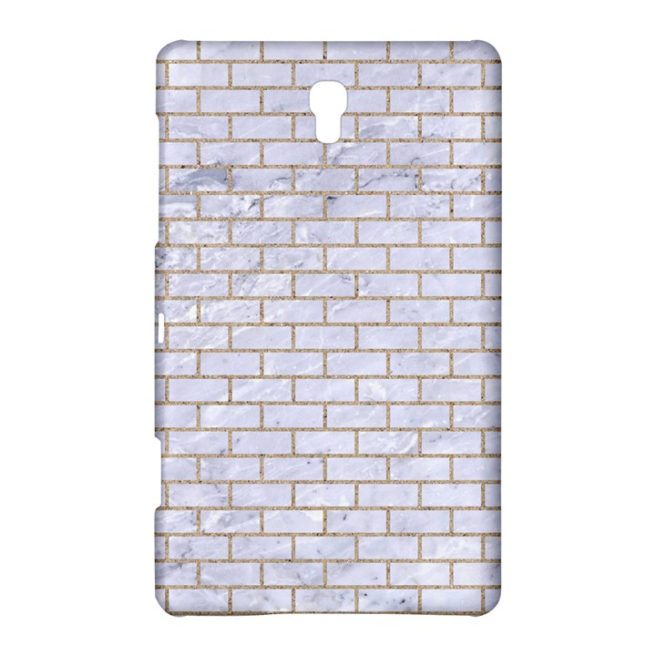 BRICK1 WHITE MARBLE & SAND (R) Samsung Galaxy Tab S (8.4 ) Hardshell Case