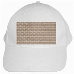 Brick1 White Marble & Sand White Cap