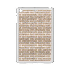 Brick1 White Marble & Sand Ipad Mini 2 Enamel Coated Cases