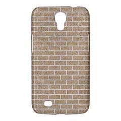 Brick1 White Marble & Sand Samsung Galaxy Mega 6 3  I9200 Hardshell Case