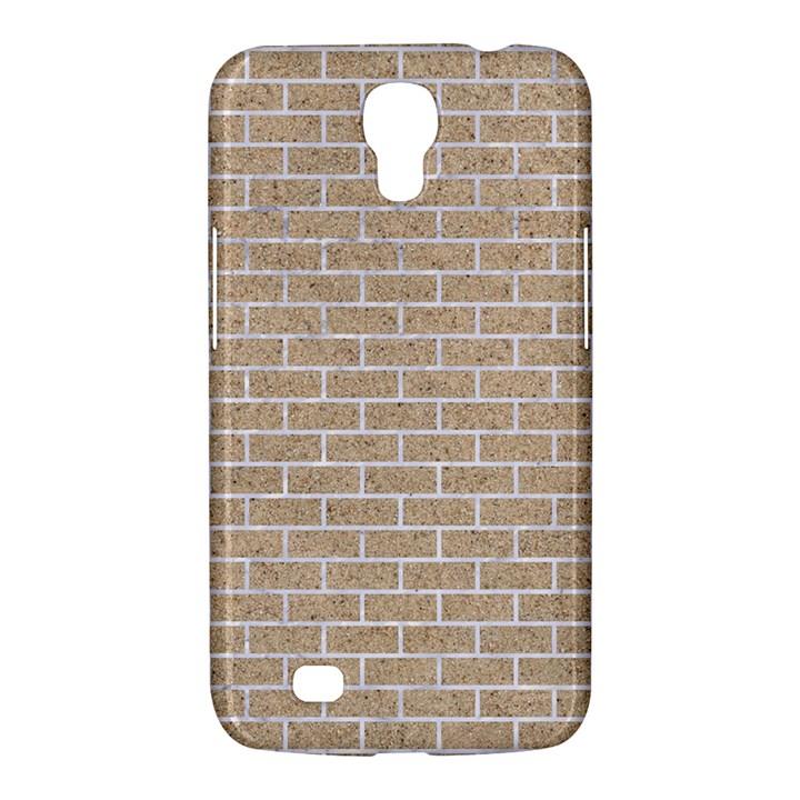 BRICK1 WHITE MARBLE & SAND Samsung Galaxy Mega 6.3  I9200 Hardshell Case